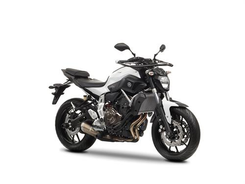 THE YAMAHA MT-07 IS READY FOR RIDERS