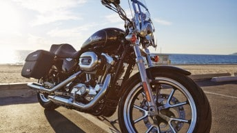 HARLEY-DAVIDSON BUSTS OUT TWO MORE NEW BIKES