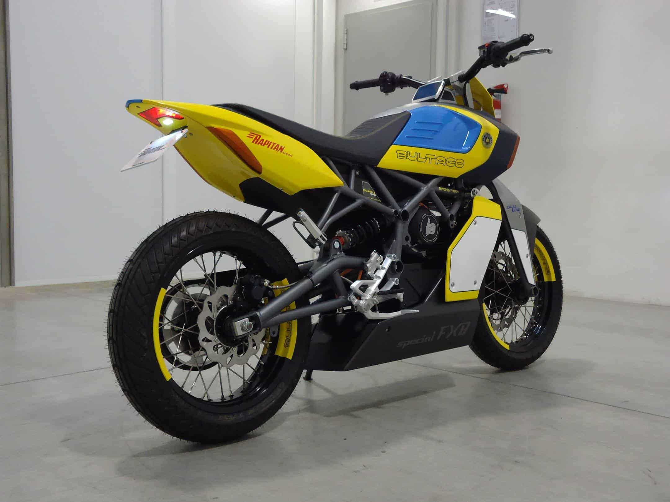 The Bultaco Rapitán Sport
