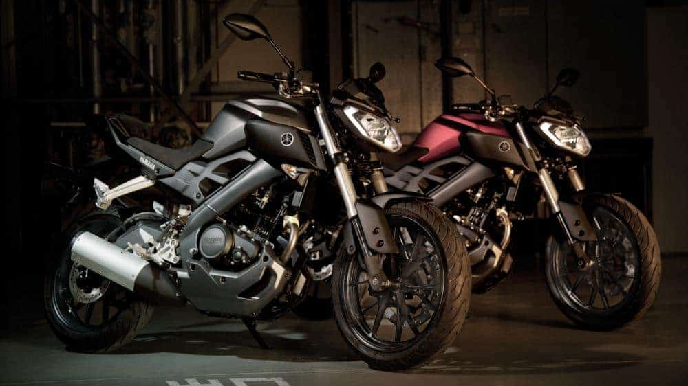 THE NEW YAMAHA MT-125