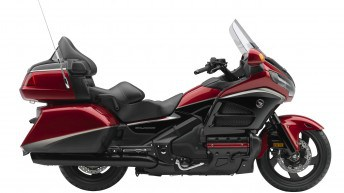 NEW 40TH ANNIVERSARY GOLD WING HIGHLIGHTS 2015 HONDA MOTORCYCLE ADDITIONS