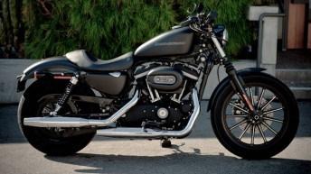 2009 Harley-Davidson IRON 883