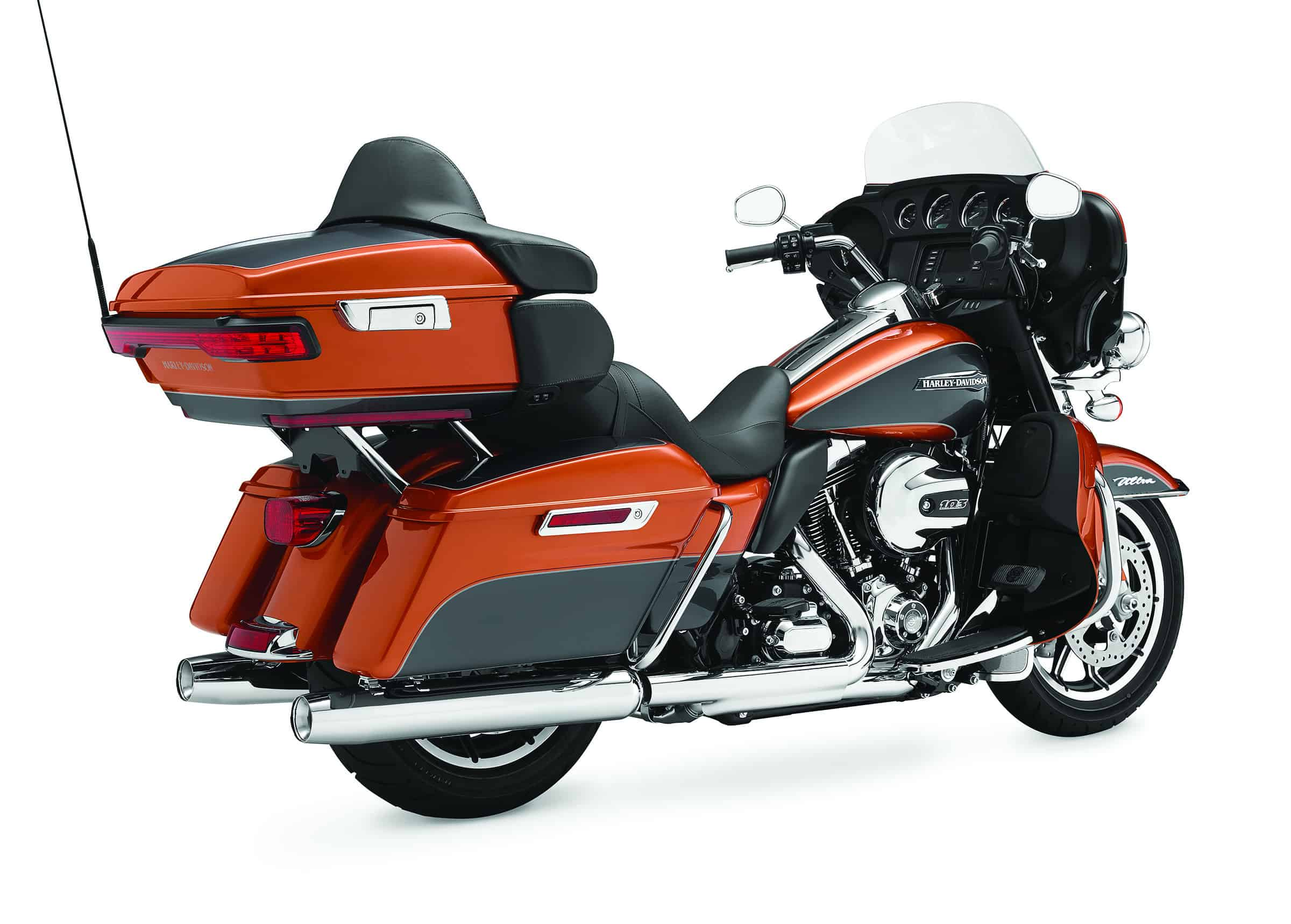 2015 Touring Electra Glide Ultra Classic Low