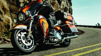 2015 HARLEY-DAVIDSON ELECTRA GLIDE ULTRA CLASSIC LOW AND ULTRA LIMITED LOW – TOUR WITH CONFIDENCE