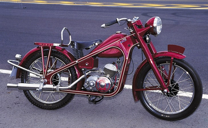 1949 Honda Dream D