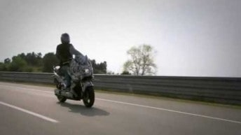 2012 BMW Motorrad E-Scooter