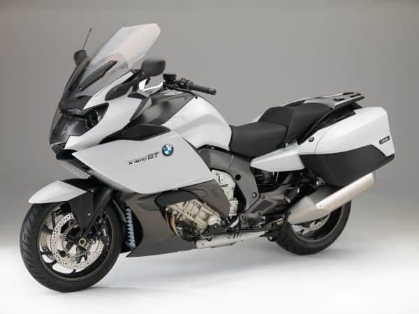 BMW K 1600 GT, Light white
