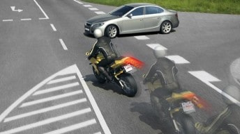 World's First Brake Control System Specifically for Motorcycles