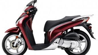 2010 Honda Scooters