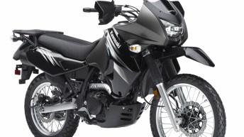2011 Kawasaki KLR 650 (DualSport)