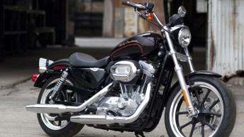2011 Harley-Davidson SuperLow