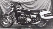 Honda Gold Wing (1972-2012)