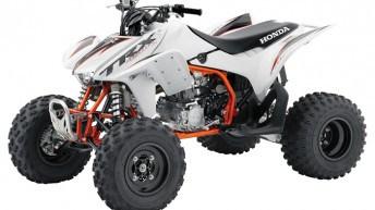 2009 Honda TRX450