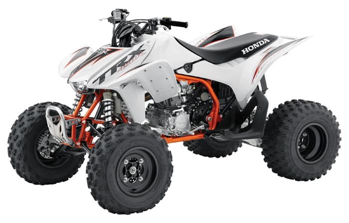 2009 Honda TRX450ER with Electric Start