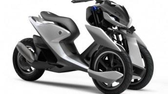 Yamaha 03GEN Concept Refined Dynamism Design