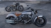 2015 INDIAN MOTORCYCLE LINEUP