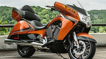 2014 Victory Vision, Cross Country Tour & 15th Anniversary Limited Edition