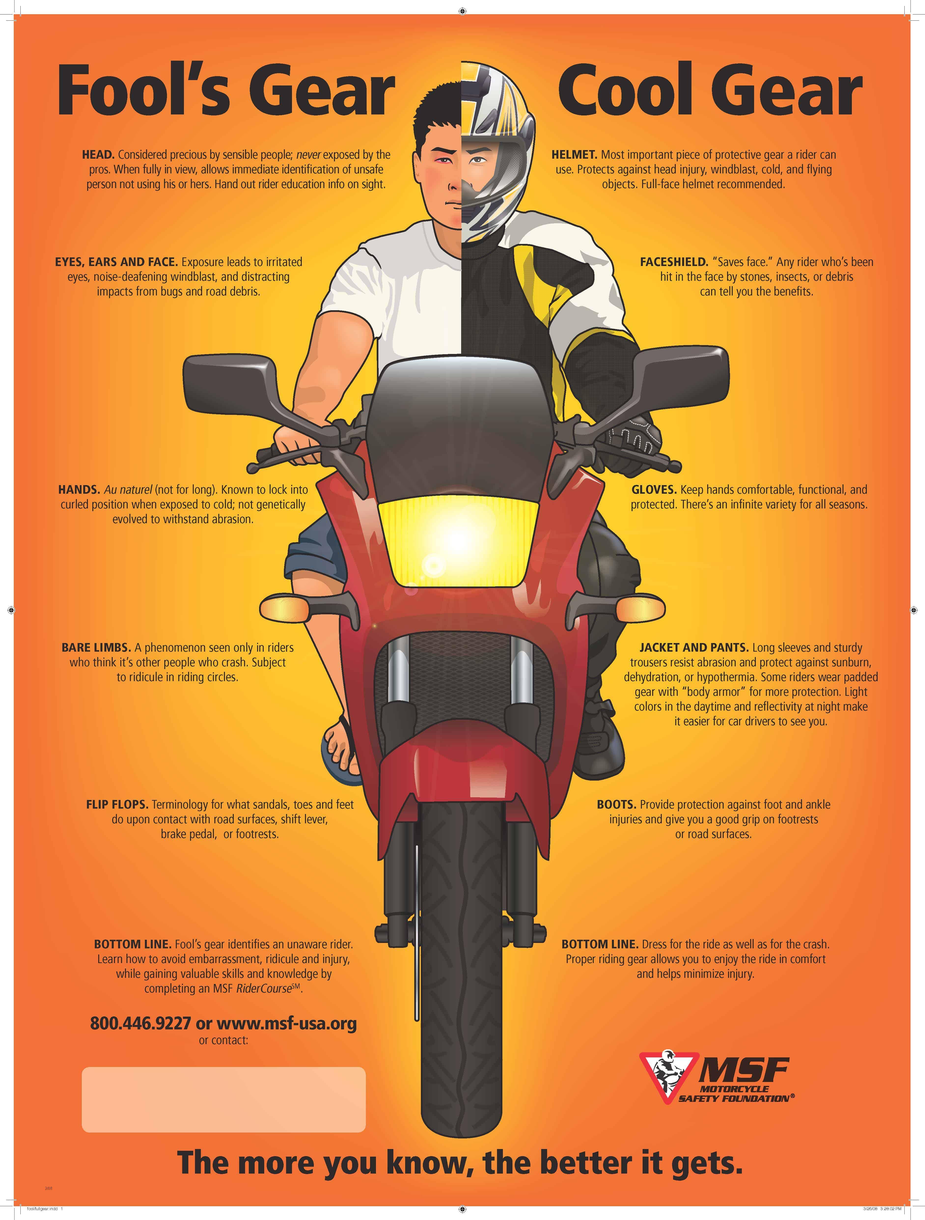 fools-gear-cool-gear-poster