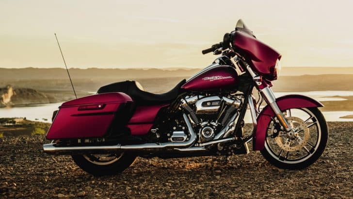 HARLEY-DAVIDSON ROLLS OUT POWERFUL NEW TOURING MOTORCYCLES