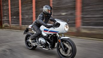The New BMW R nineT Racer and R nineT Pure