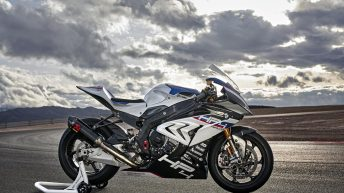 THE NEW BMW HP4 RACE