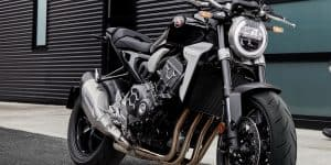 New Styling for Honda CB1000R