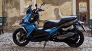 The New BMW C 400 X